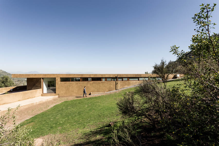 chauriye stager arquitectos casa los morros buin